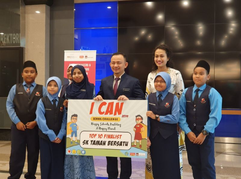 malaysia's brightest students to represent the country in the ican children's summit 2019