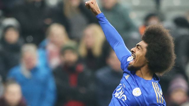 MD21: Newcastle 0-3 Leicester City