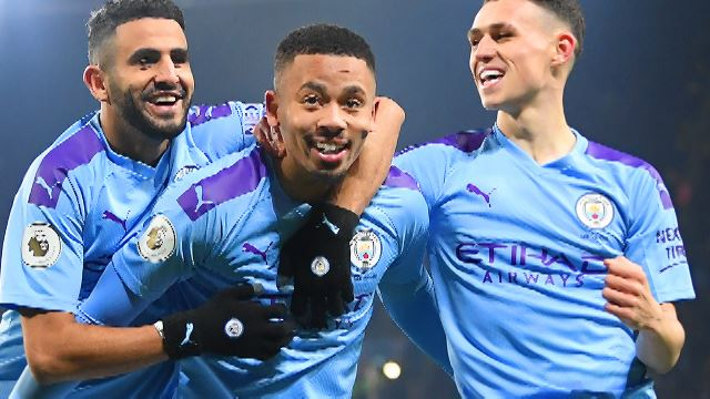 MD21: Manchester City 2-1 Everton