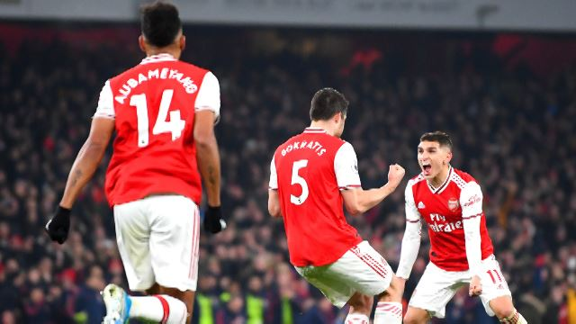 MD21: Arsenal 2-0 Manchester United