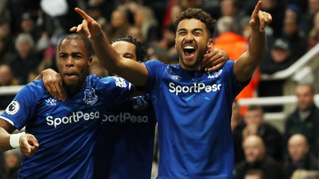 MD20: Newcastle 1-2 Everton