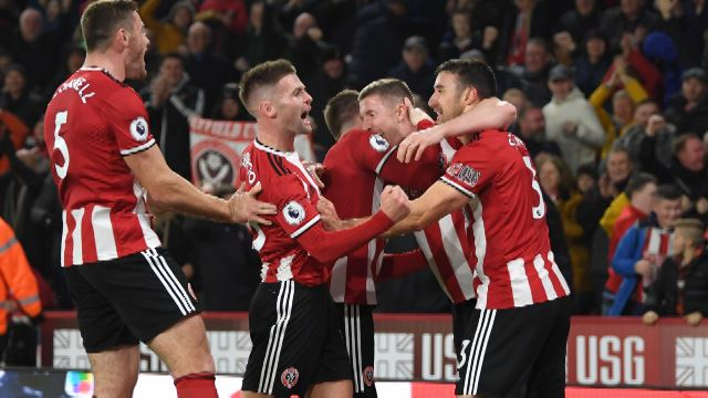 Sheffield United 3-3 Manchester United