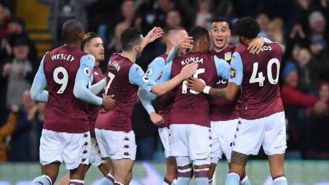 Aston Villa 2-0 Newcastle