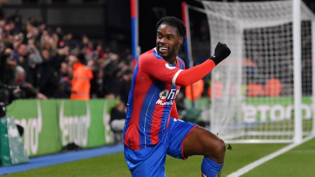 Crystal Palace 1-0 Bournemouth