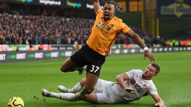 Matchweek 14: Wolverhampton 1-1 Sheffield United