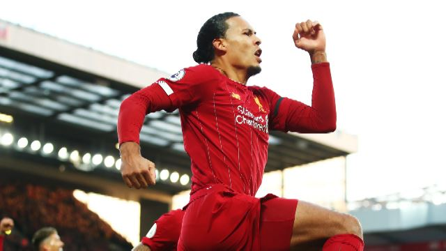 Matchweek 14: Liverpool 2 - 1 Brighton