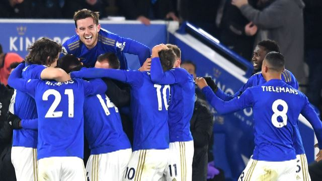 Matchweek 14: Leicester City 2-1 Everton