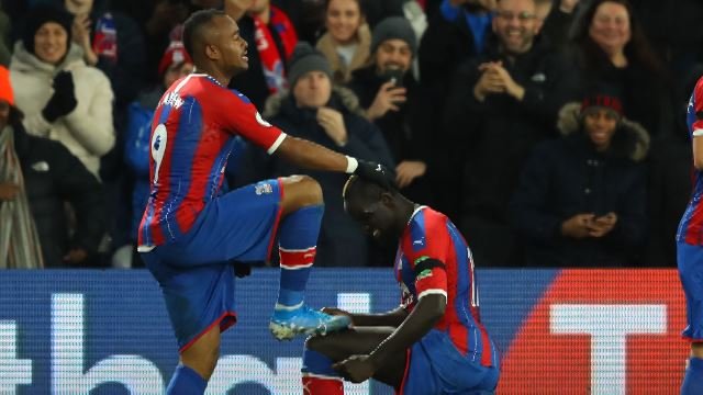 MD19: Crystal Palace 2-1 West Ham