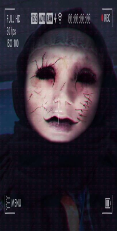 be totally spooked out with snapchat's creepiest filters!