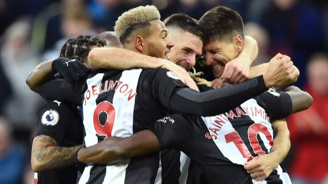 MD 12: Newcastle 2-1 Bournemouth