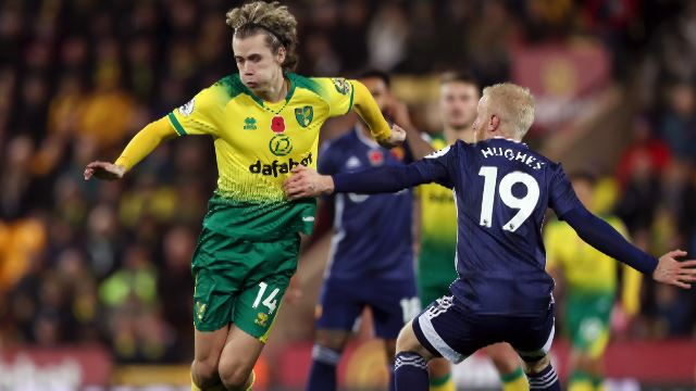 MD 12: Norwich City 0-2 Watford