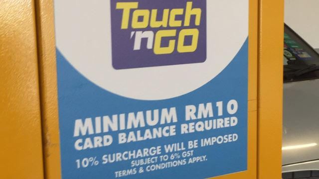 Touch n' Go Addresses Netizens Displeasure Over Surcharge Fee