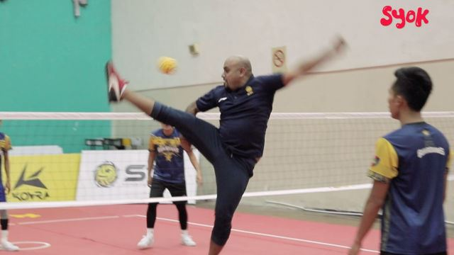 The Professionals: Sepak Takraw