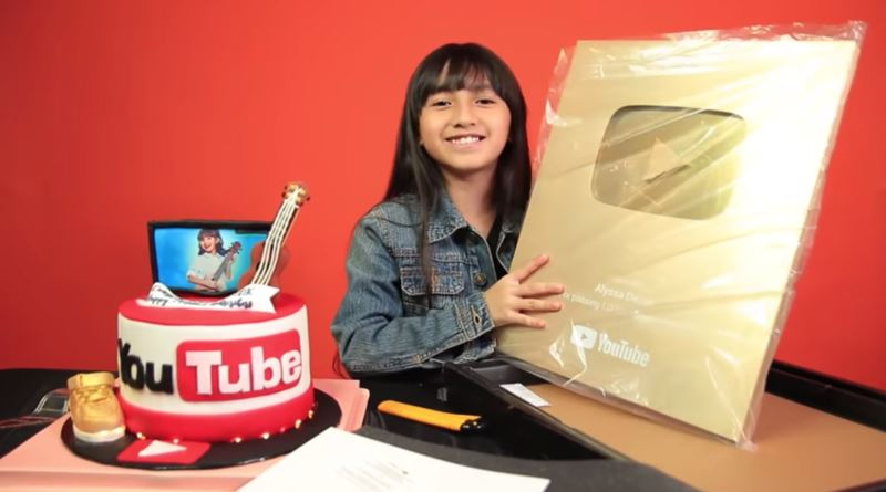 12-year-old girl is now among malaysia's top 10 most subscribed youtubers