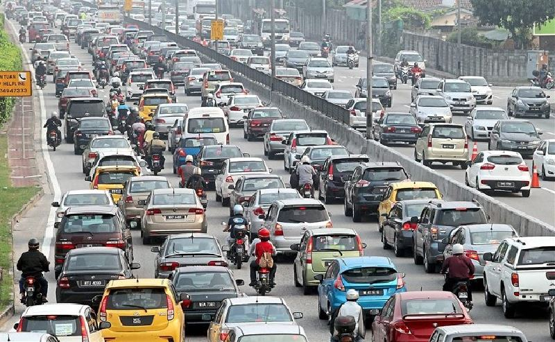 is the traffic back to normal since the cmco?