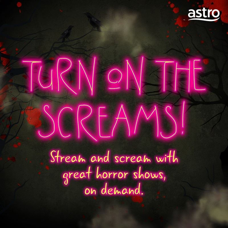 astro is giving horror fans some solid entertainment this october