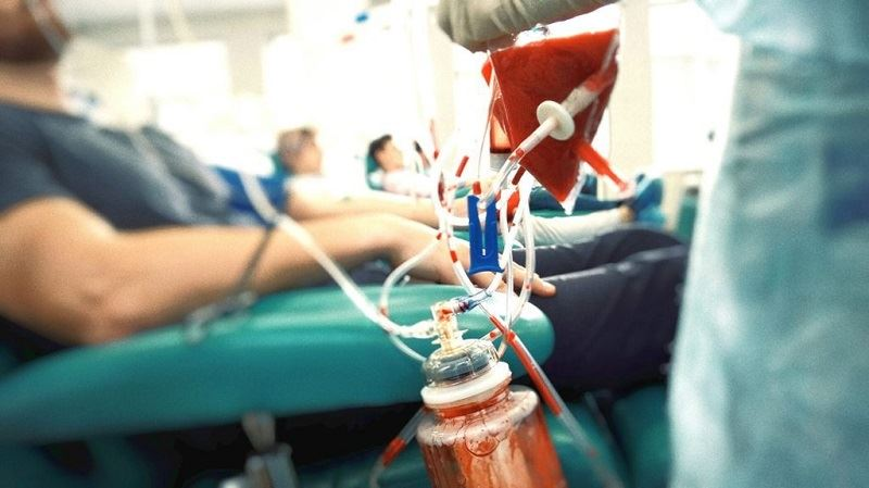 malaysia is low on blood supply and you can help replenish it!