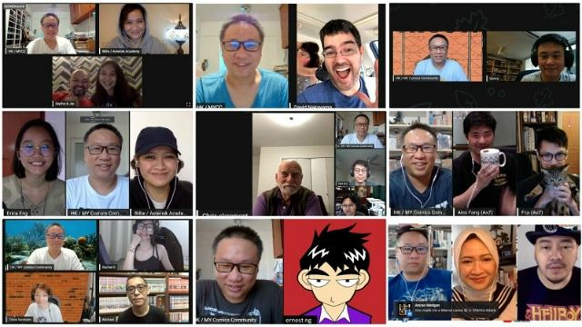 Malaysia And Singapore's Comic Community Are Back Again For A Special Virtual Fan Festival