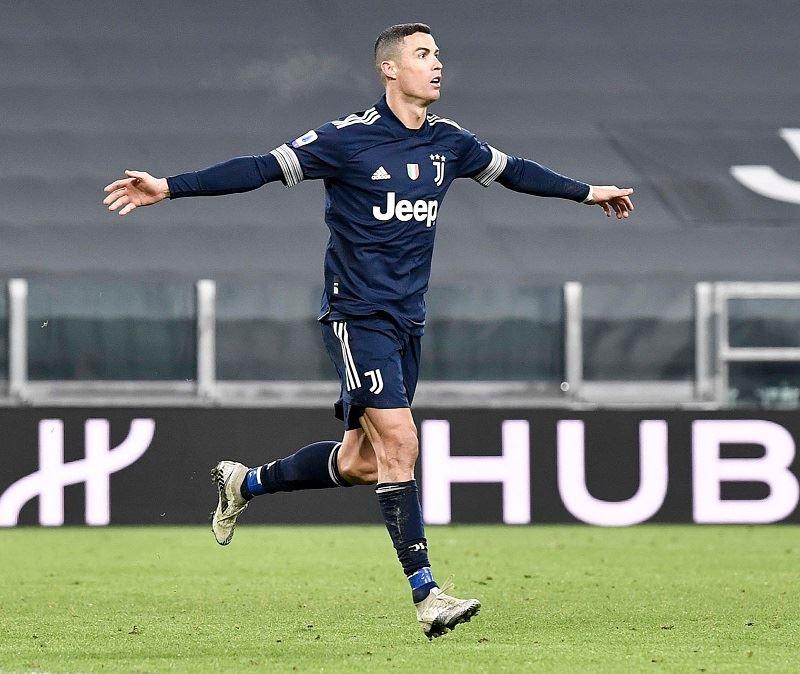 cristiano ronaldo is now joint-highest scorer in world football!