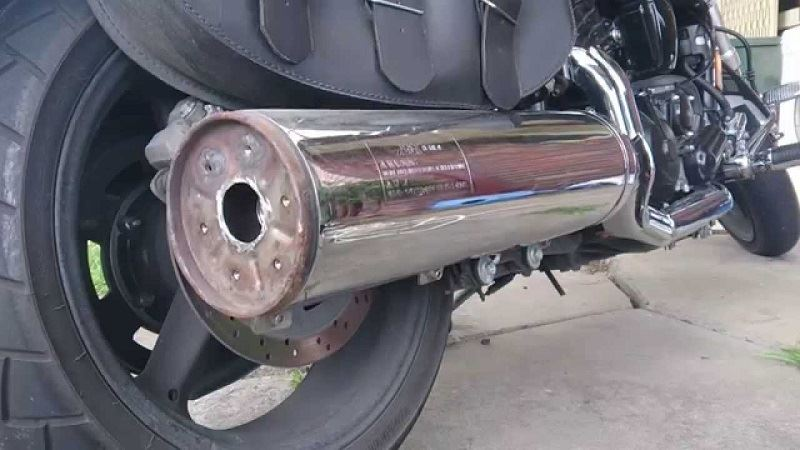 if you've modified your vehicle's exhaust pipe, you could go to jail or be fined!