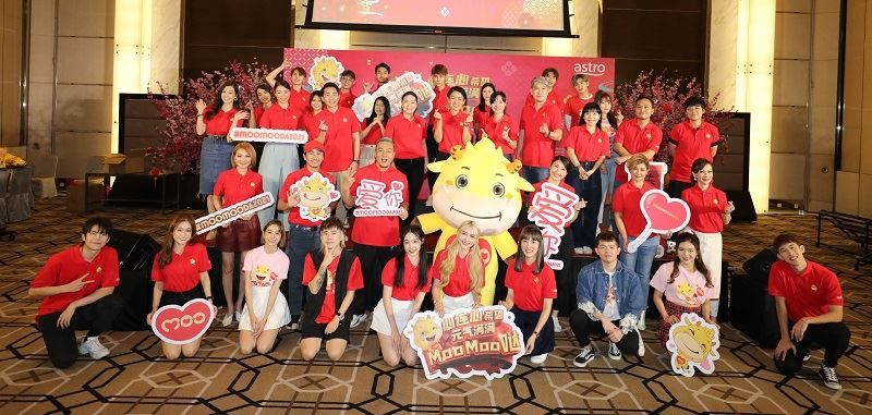 astro ushers in year of the golden ox with the theme 'sharing abundance'