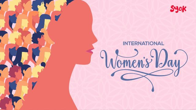 Happy International Women's Day from all of us here at SYOK!