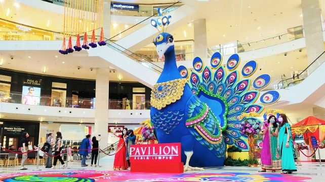 Pavilion REIT Malls Are Out To Put You In The Mood For Deepavali!
