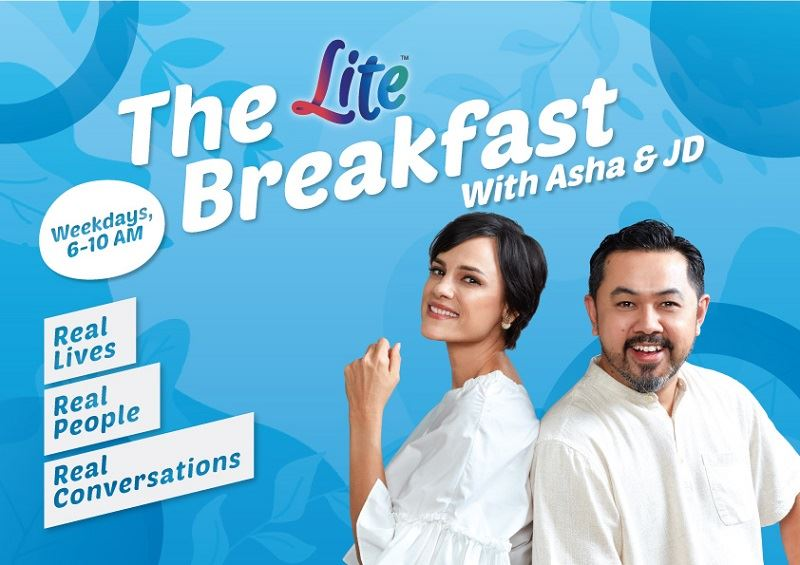 lite breakfast show welcomes new announcer, asha gill!