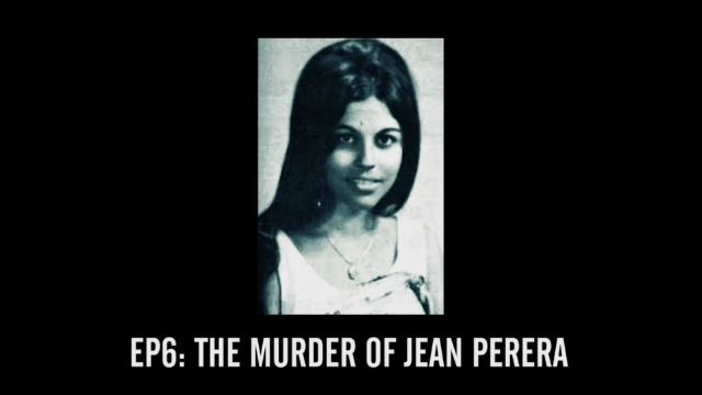 #RememberThis: The Murder of Jean Perera