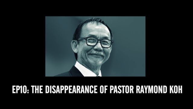#RememberThis: The Disappearance Of Pastor Raymond Koh