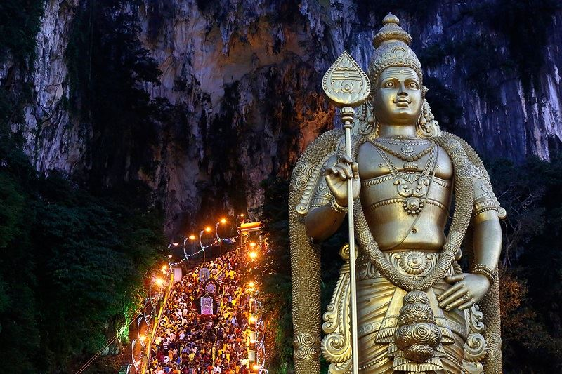 what you need to know about thaipusam in malaysia and how it's different this year