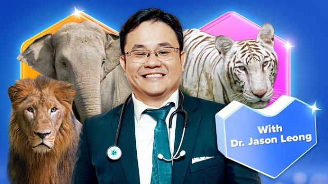 Join Comedian Dr Jason Leong On A Virtual Tour Of Zoo Negara!