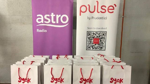 Astro Radio Gives Out 2,200 Protection Packs For Free