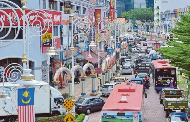 several major roads in kl to go car-free this year