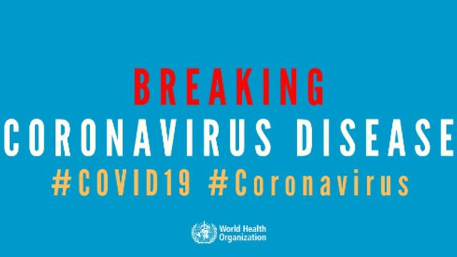 The World Health Organisation Has Officially Declared The COVID-19 Outbreak A Pandemic!