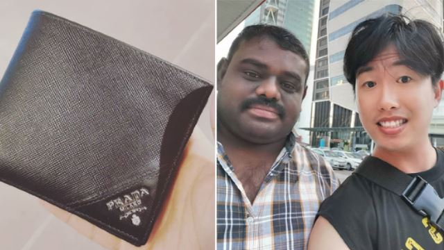 This E-Hailing Driver Drove From Melaka To Johor To Return A Passenger's Wallet