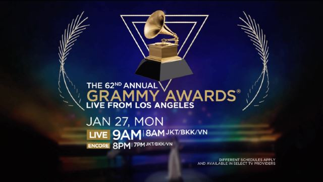 The 62nd Annual GRAMMY Awards | Premieres LIVE Jan 27