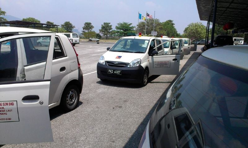 no jpj officers inside the car during driving tests from june 2020