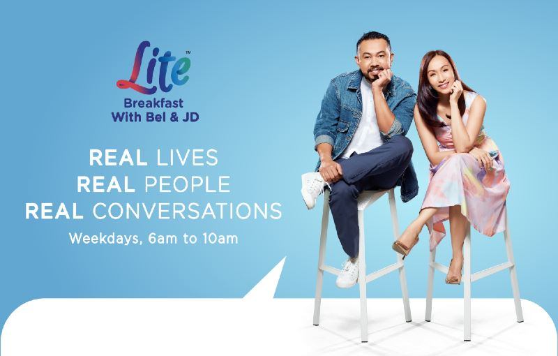 meet the new lite breakfast show!