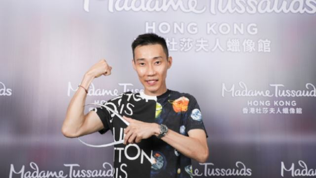 Datuk Lee Chong Wei Is The First Malaysian Athlete To Be Featured At Madame Tussauds