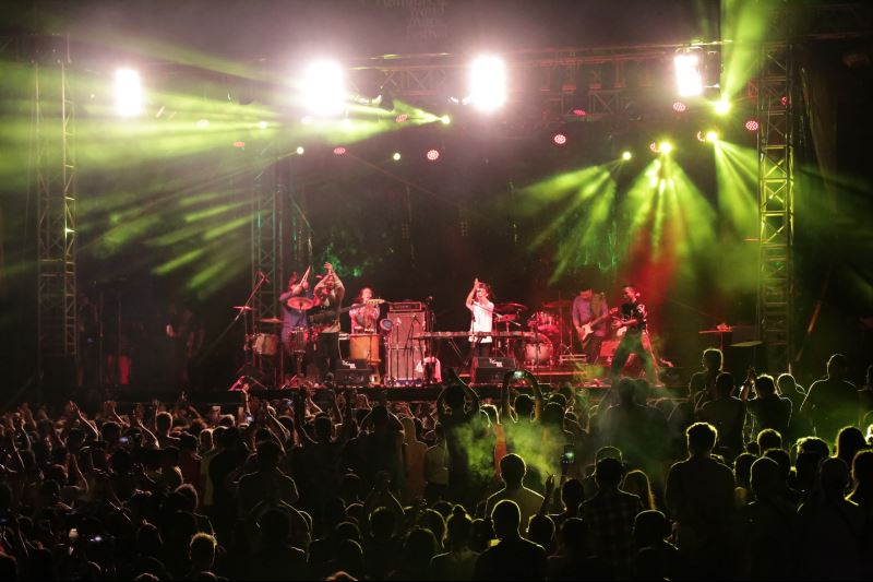 rainforest world music festival 2019 maintains ranking on transglobal world music chart festival awards' global top 10 list