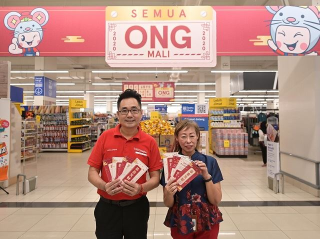 here's how you can help the less fortunate this cny with tesco
