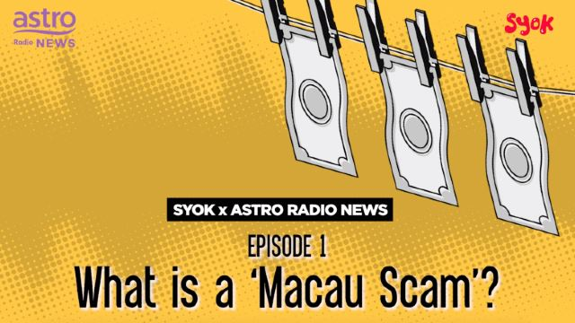 What Is A Macau Scam?