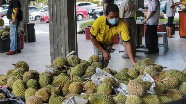 Be Careful! Some Sellers Price Their Durians Based On The Car You Drive!