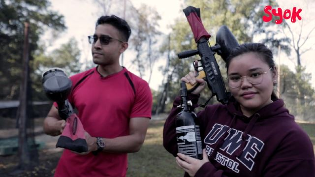 #SYOKExplores: We Try Out Professional Paintball!
