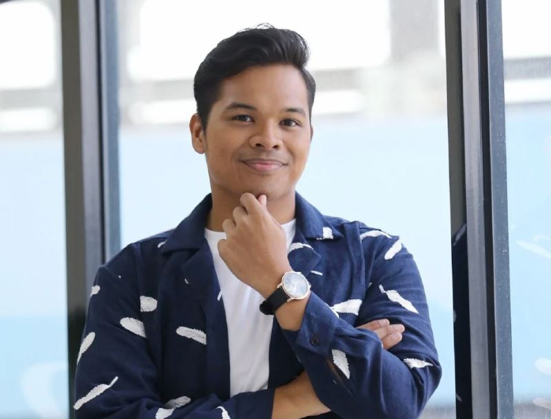 malaysian singer, aizat amdan will feature in covid-19 song with other southeast asian artists