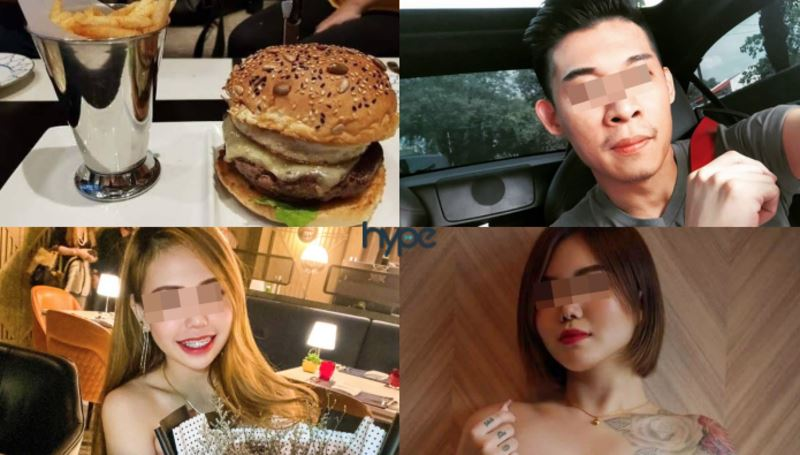 would you pay for a rm460 burger?