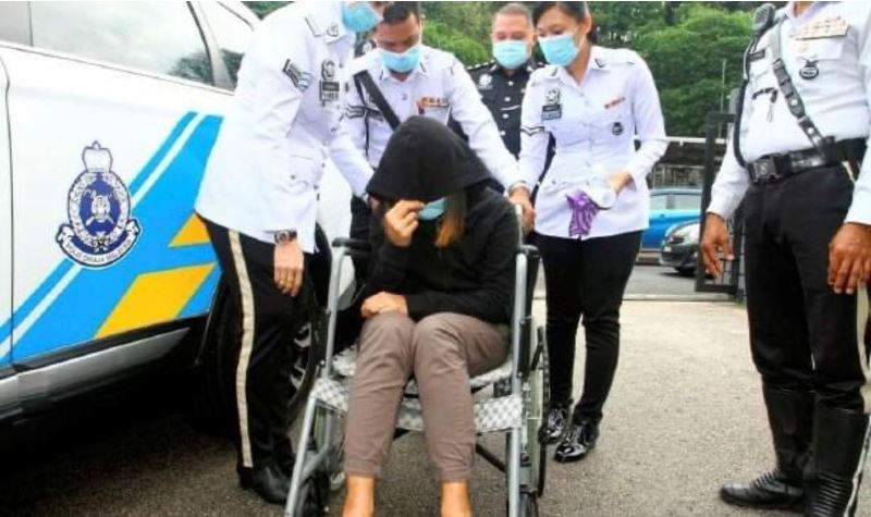 myvi driver jailed and fined for causing death of navy personnel