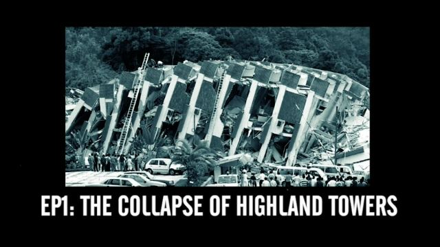 #RememberThis: The Collapse Of The Highland Towers