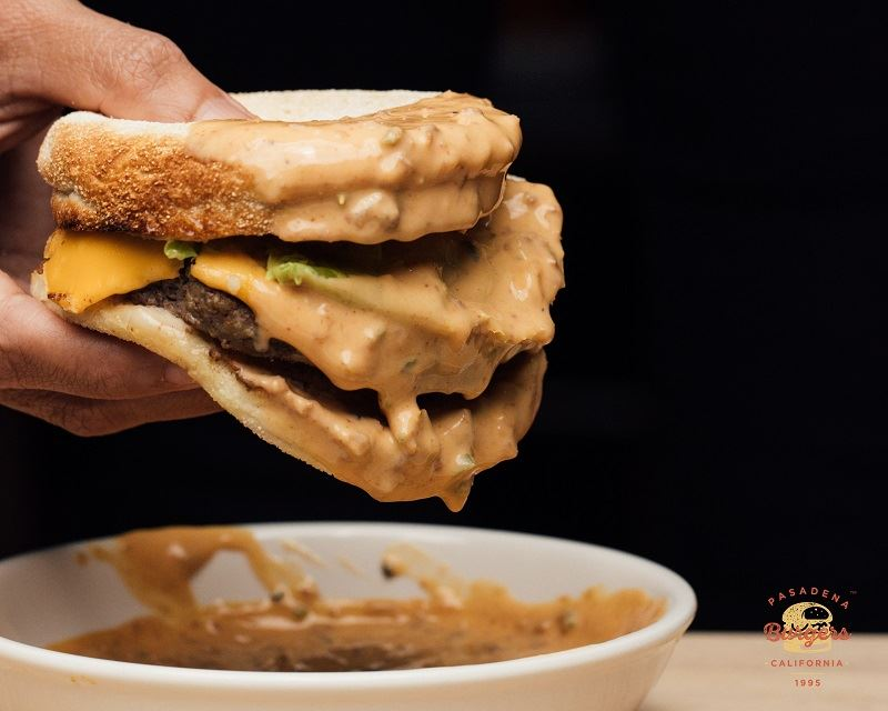 first-of-its-kind dipping cheeseburger lands in malaysia